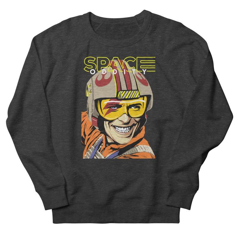 Space Oddity Women's Sweatshirt by butcherbilly's Artist Shop