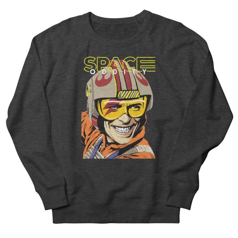 Space Oddity Men's Sweatshirt by butcherbilly's Artist Shop