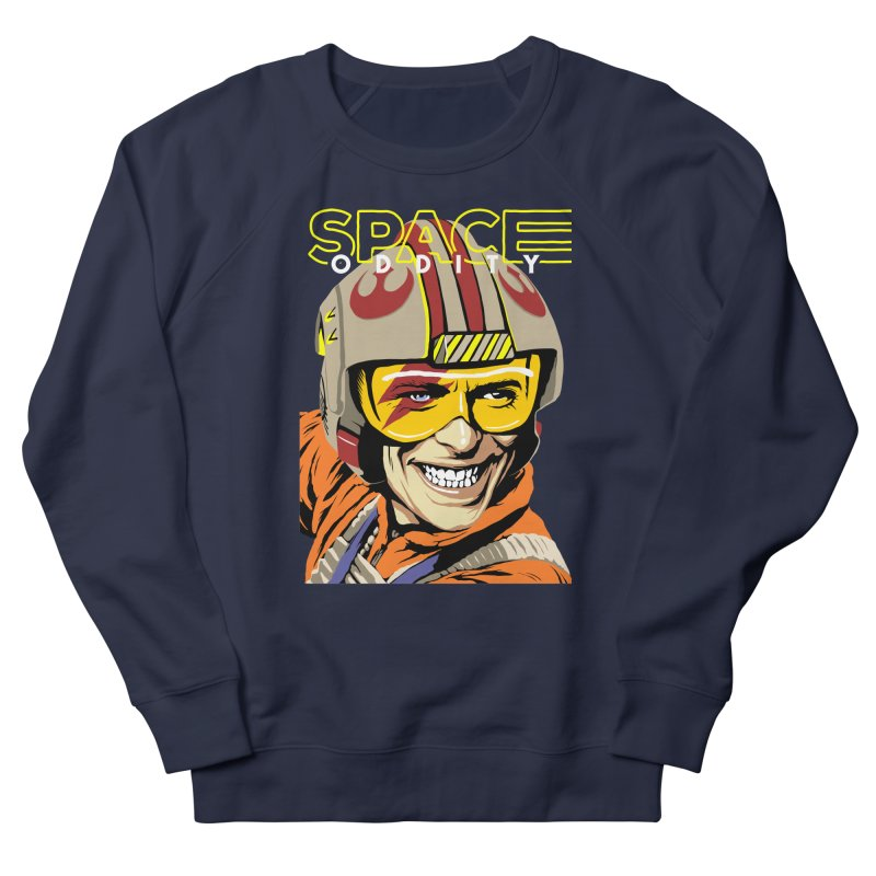 Space Oddity Men's Sweatshirt by butcherbilly's Artist Shop