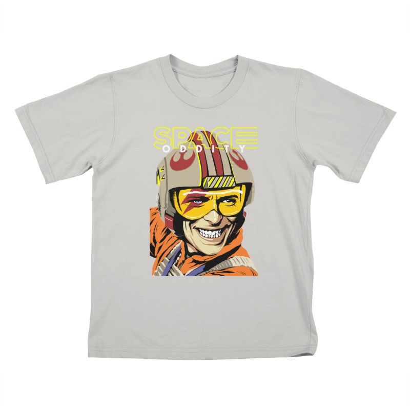 Space Oddity Kids T-Shirt by butcherbilly's Artist Shop