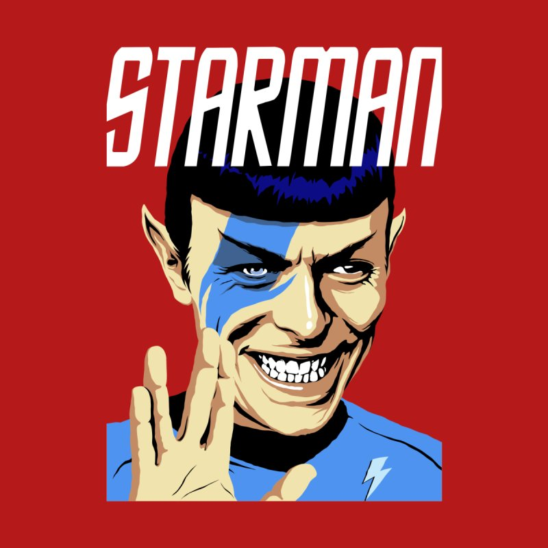 Starman by butcherbilly's Artist Shop