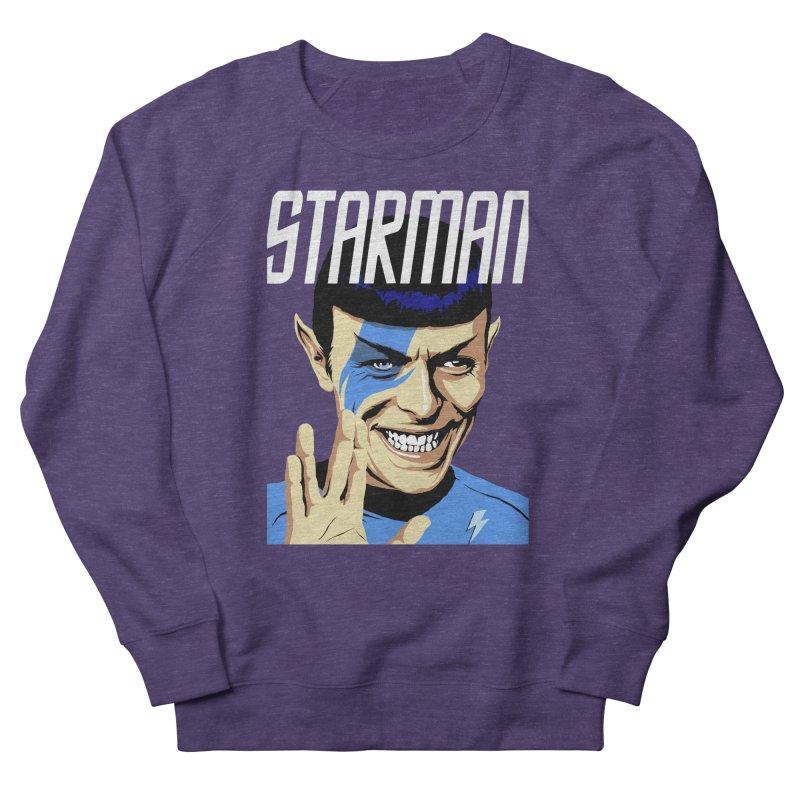 Starman Women's Sweatshirt by butcherbilly's Artist Shop