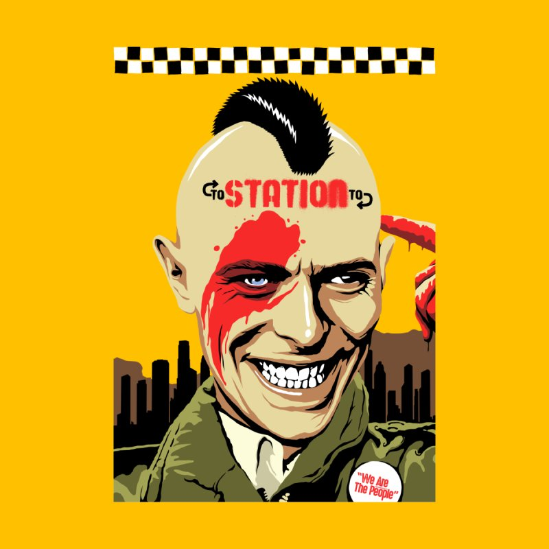 Station 2 Station  by butcherbilly's Artist Shop