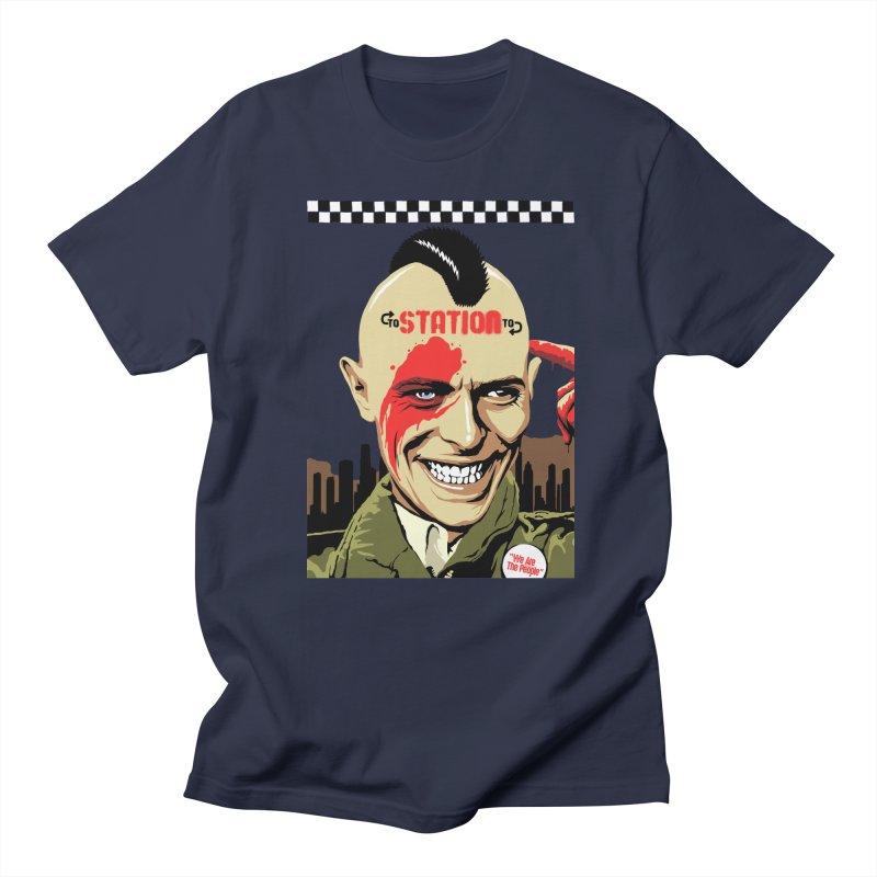 Station 2 Station  Women's Unisex T-Shirt by butcherbilly's Artist Shop