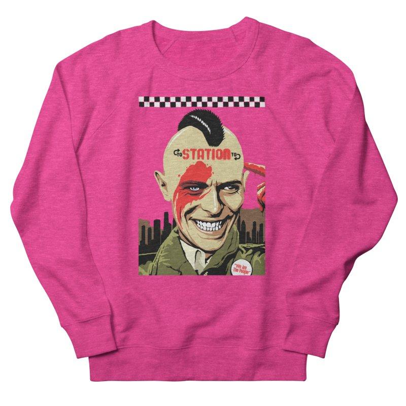 Station 2 Station  Women's Sweatshirt by butcherbilly's Artist Shop