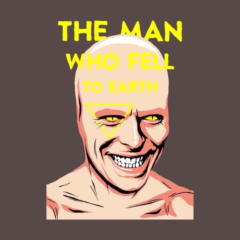 The Man Who Fell To Earth  by butcherbilly's Artist Shop