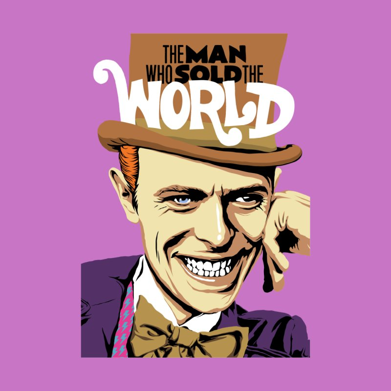 The Man Who Sold The World  None  by butcherbilly's Artist Shop