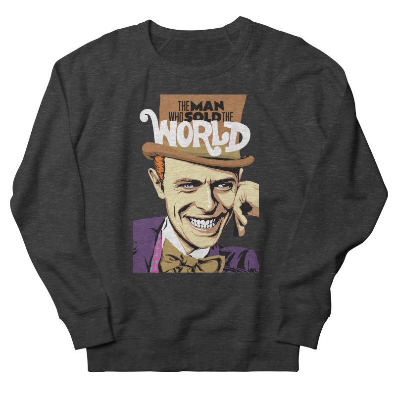 The Man Who Sold The World  Women's Sweatshirt by butcherbilly's Artist Shop