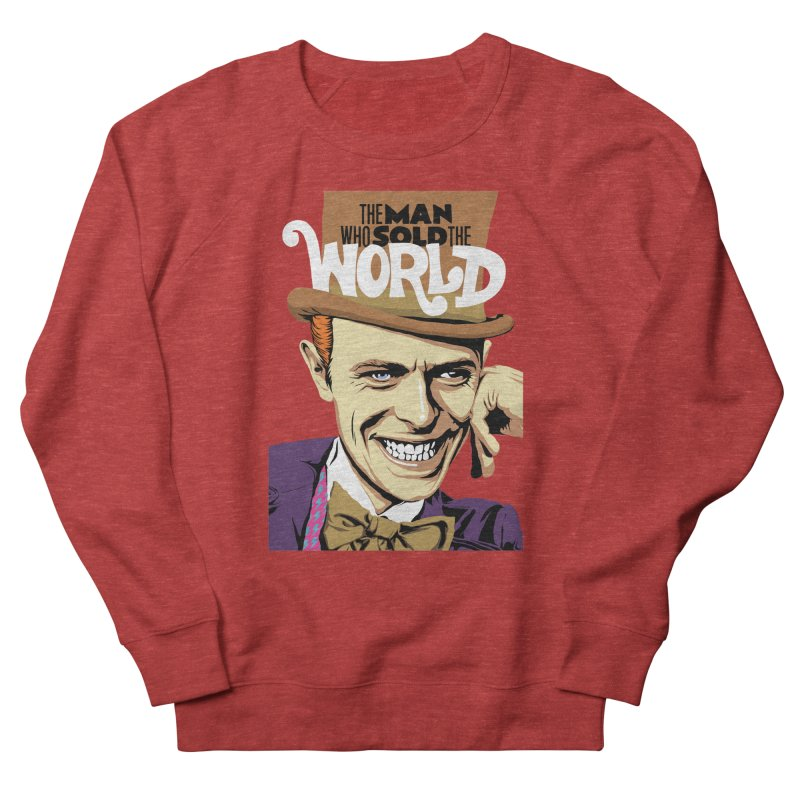 The Man Who Sold The World  Men's Sweatshirt by butcherbilly's Artist Shop