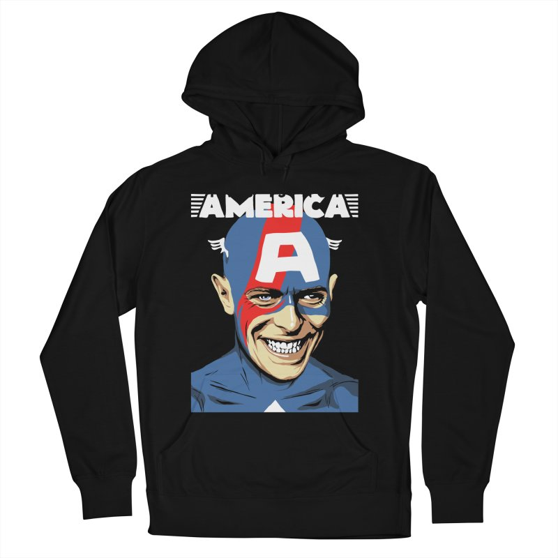 This Is Not America Women's Pullover Hoody by butcherbilly's Artist Shop
