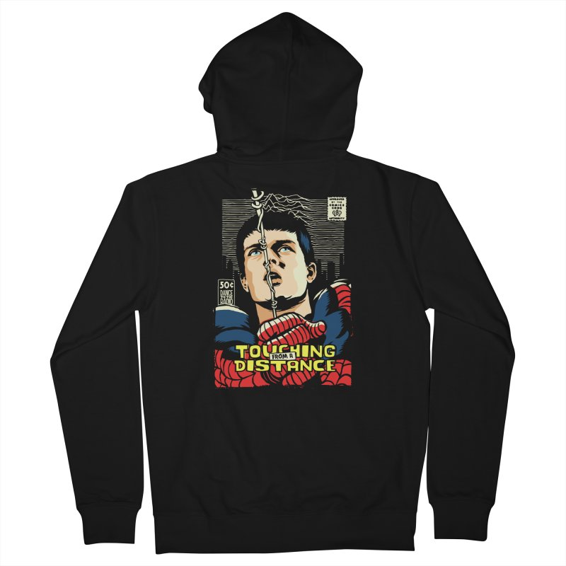 Touching Women's Zip-Up Hoody by butcherbilly's Artist Shop