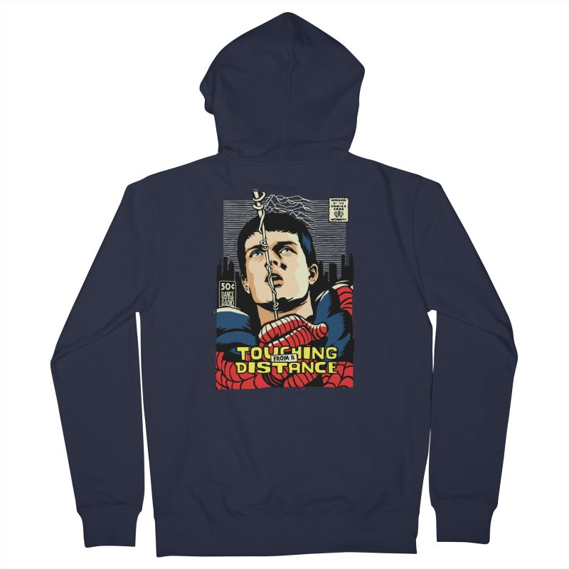 Touching Men's Zip-Up Hoody by butcherbilly's Artist Shop