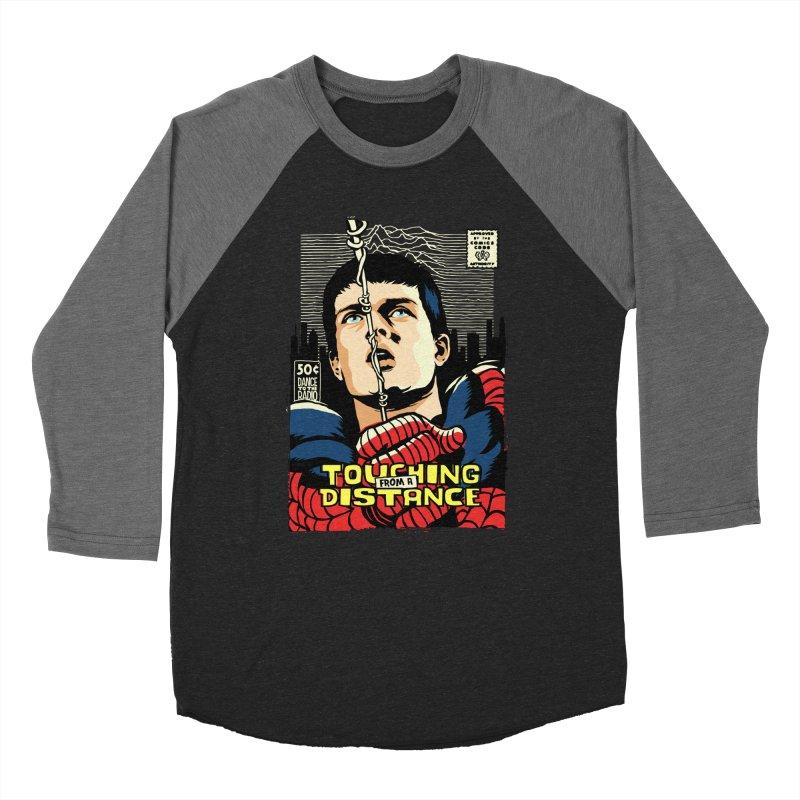 Touching Women's Baseball Triblend T-Shirt by butcherbilly's Artist Shop