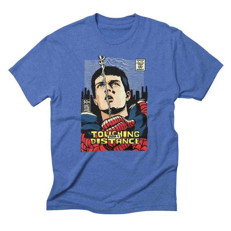 Touching Men's Triblend T-shirt by butcherbilly's Artist Shop