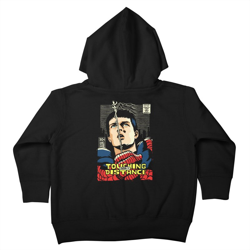 Touching Kids Toddler Zip-Up Hoody by butcherbilly's Artist Shop