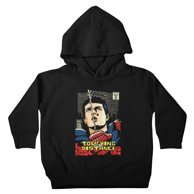 Touching Kids Toddler Pullover Hoody by butcherbilly's Artist Shop