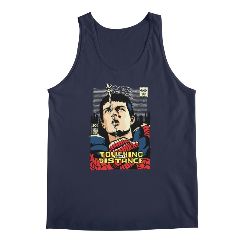 Touching Men's Tank by butcherbilly's Artist Shop