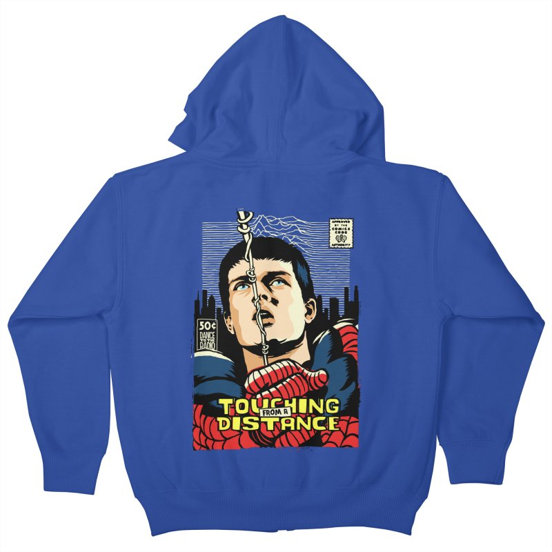 Touching Kids Zip-Up Hoody by butcherbilly's Artist Shop