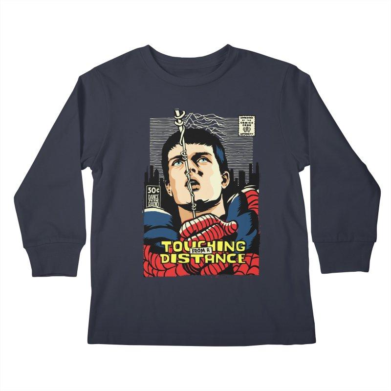 Touching Kids Longsleeve T-Shirt by butcherbilly's Artist Shop