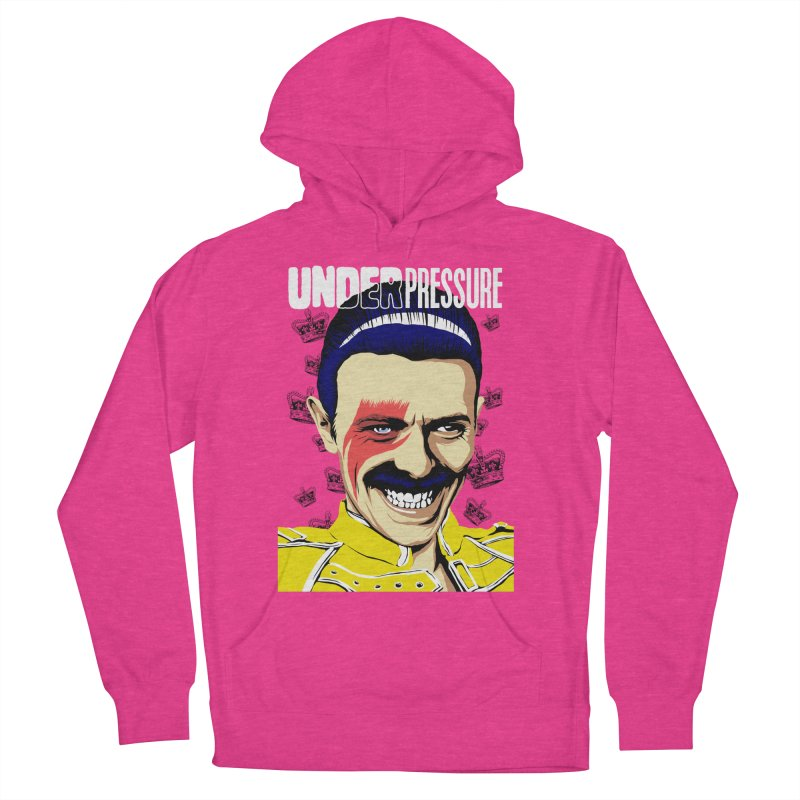 Under Pressure  Women's Pullover Hoody by butcherbilly's Artist Shop