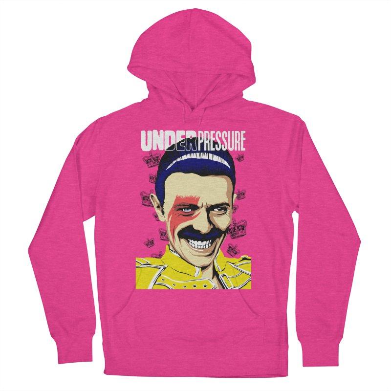 Under Pressure  Men's Pullover Hoody by butcherbilly's Artist Shop