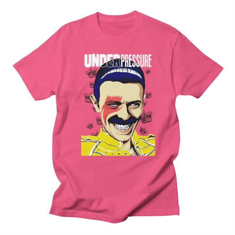 Under Pressure  Women's Unisex T-Shirt by butcherbilly's Artist Shop