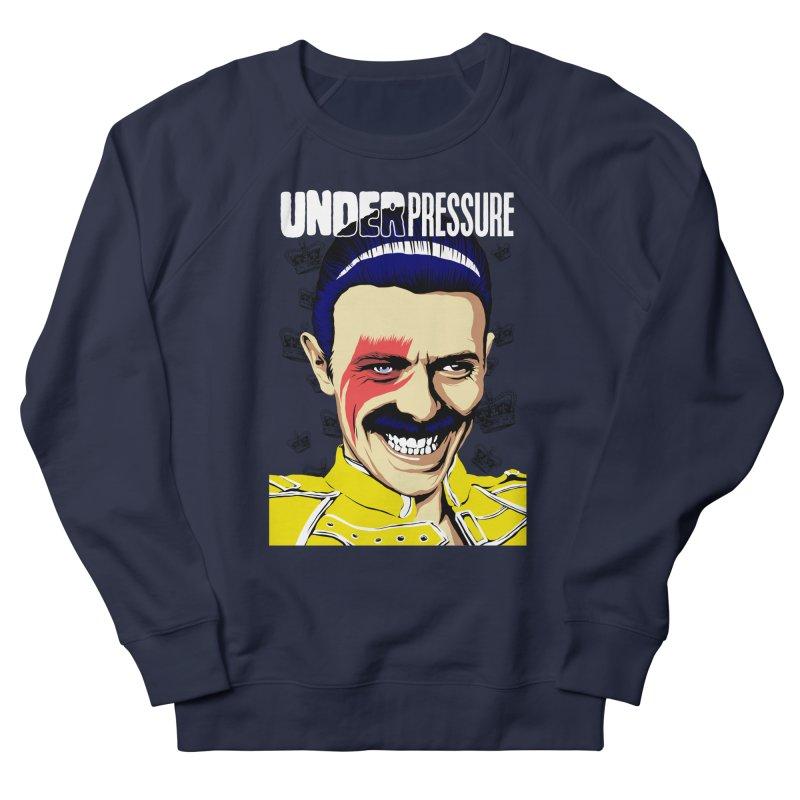 Under Pressure  Women's Sweatshirt by butcherbilly's Artist Shop