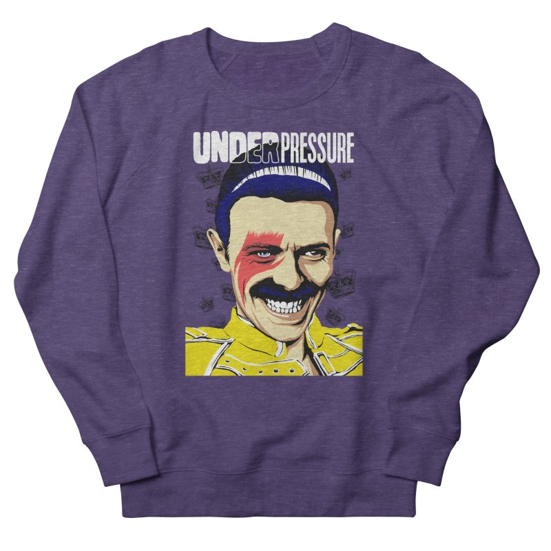 Under Pressure  Men's Sweatshirt by butcherbilly's Artist Shop