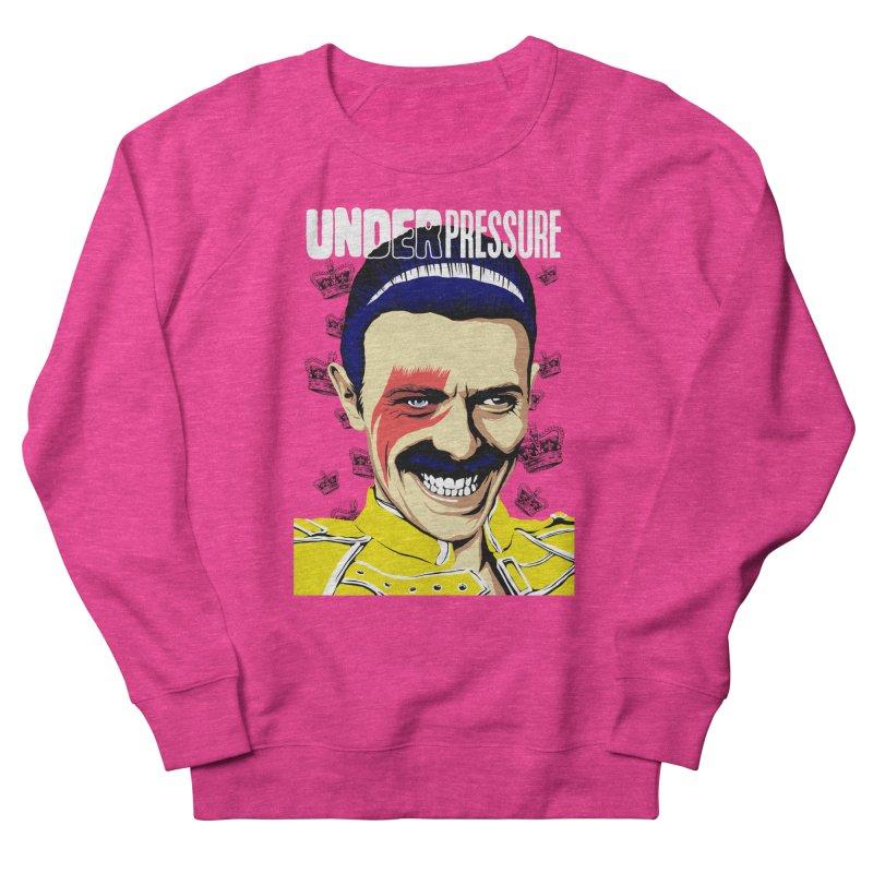 Under Pressure  Men's Sweatshirt by butcherbilly's Artist Shop
