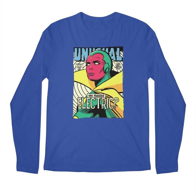 Unusual  Men's Longsleeve T-Shirt by butcherbilly's Artist Shop