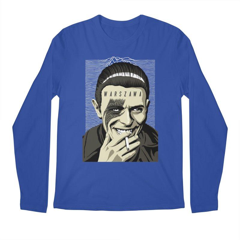 Warszawa Men's Longsleeve T-Shirt by butcherbilly's Artist Shop