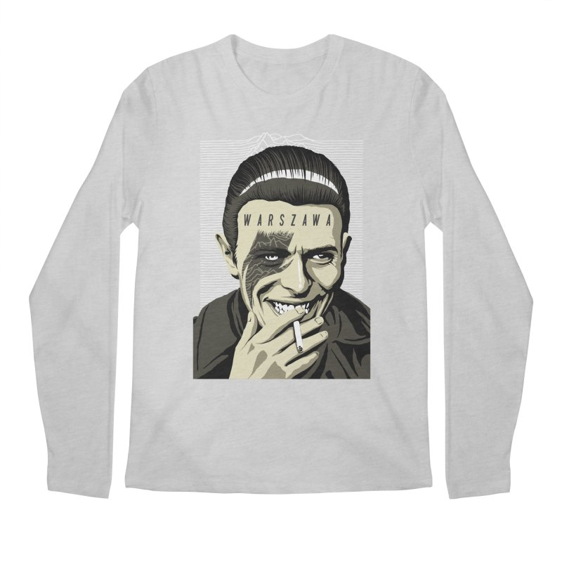 Warszawa Men's Longsleeve T-Shirt by butcherbilly's Artist Shop