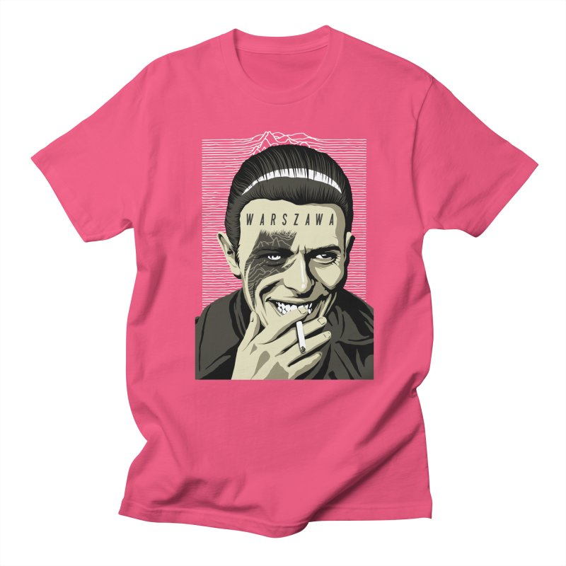 Warszawa Men's T-Shirt by butcherbilly's Artist Shop