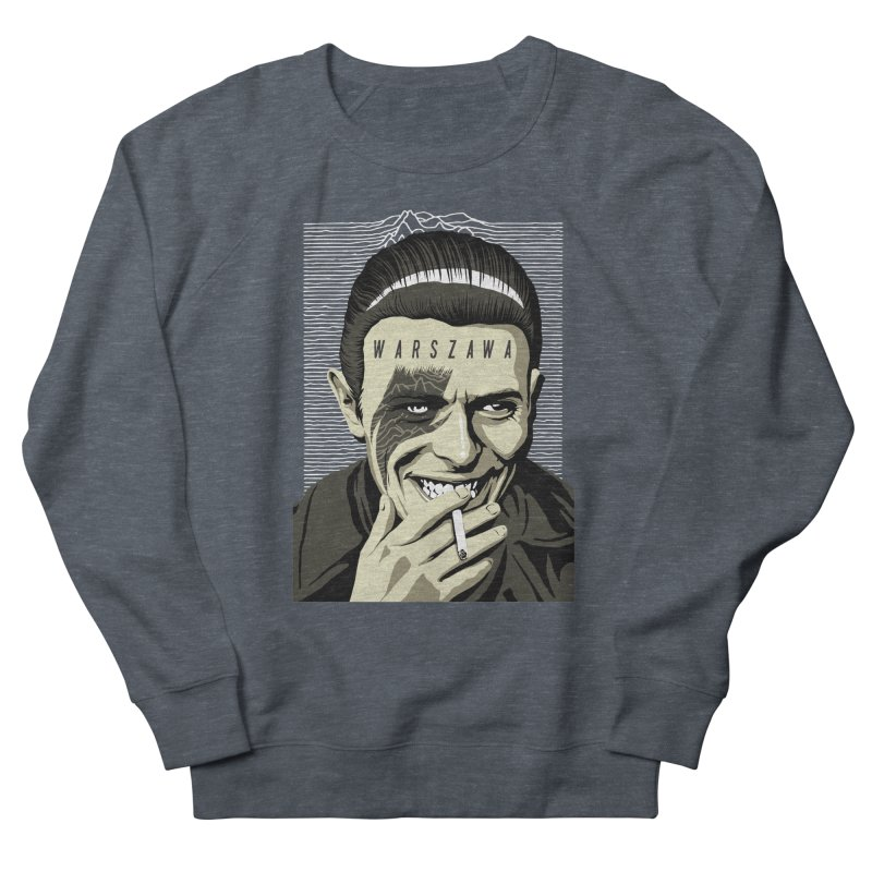 Warszawa Men's Sweatshirt by butcherbilly's Artist Shop