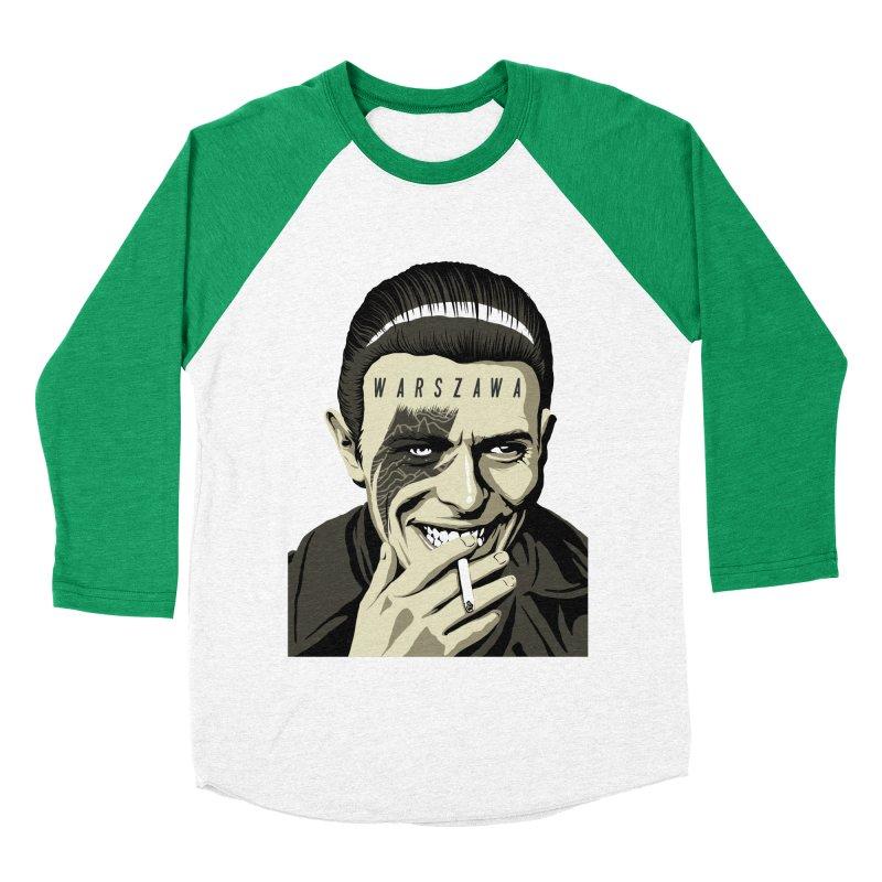 Warszawa Women's Baseball Triblend T-Shirt by butcherbilly's Artist Shop