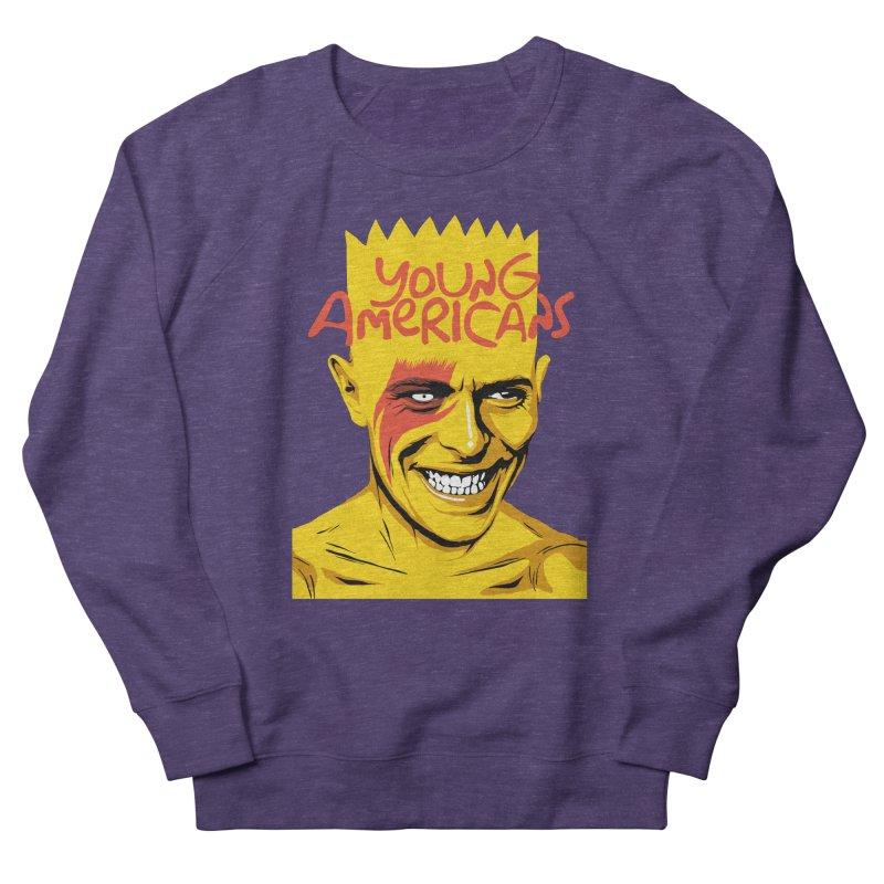 Young Americans  Women's Sweatshirt by butcherbilly's Artist Shop
