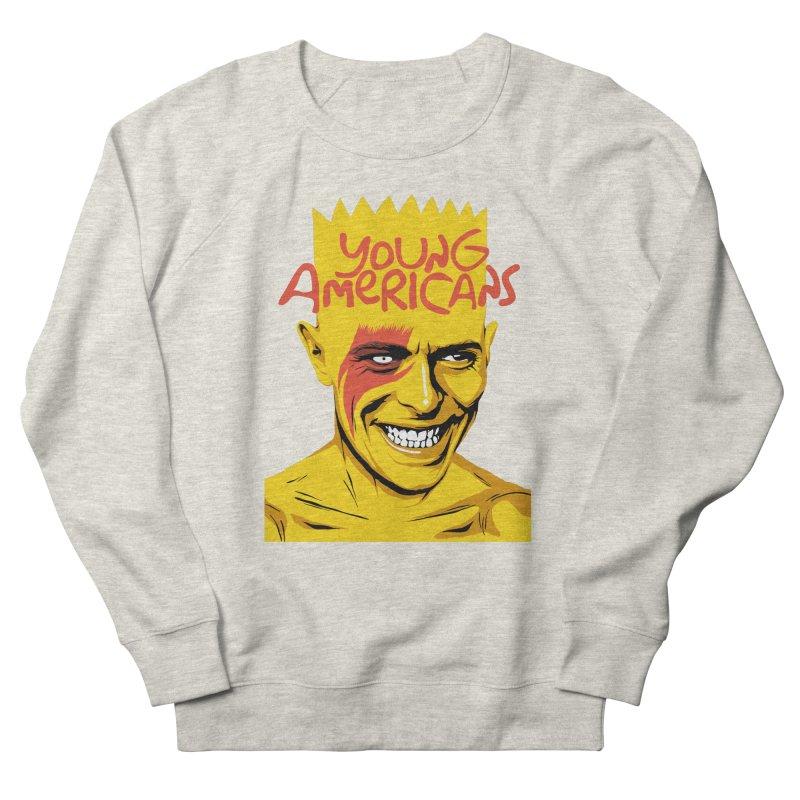 Young Americans  Men's Sweatshirt by butcherbilly's Artist Shop