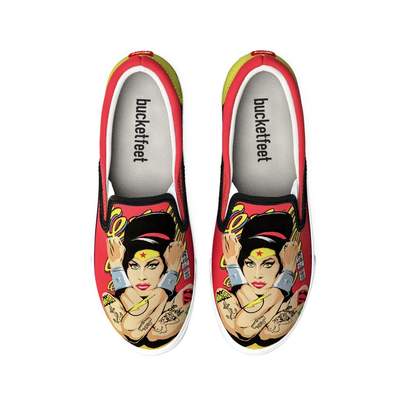 Rehab Wonder Men's Shoes by Butcher Billy
