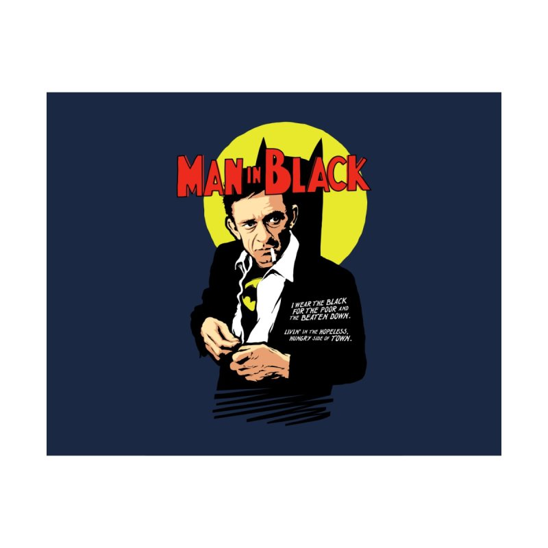 Man In Black by butcherbilly's Artist Shop