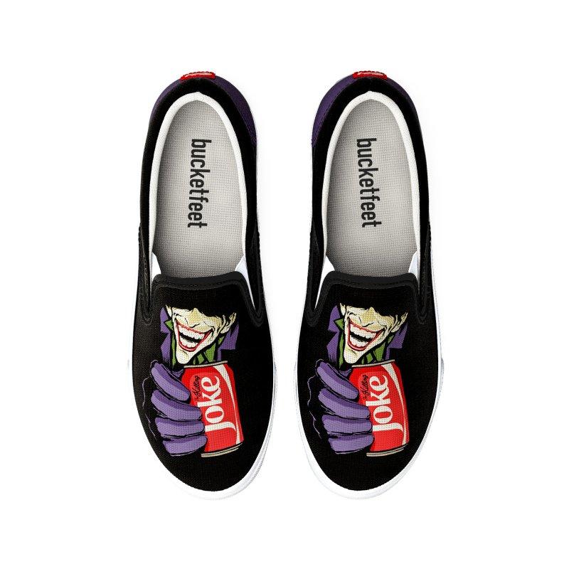 Killing Joke Men's Shoes by Butcher Billy