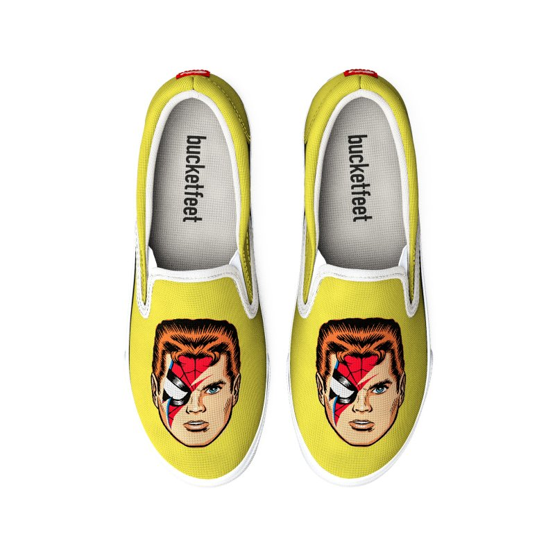 Spiders From Mars Men's Shoes by Butcher Billy