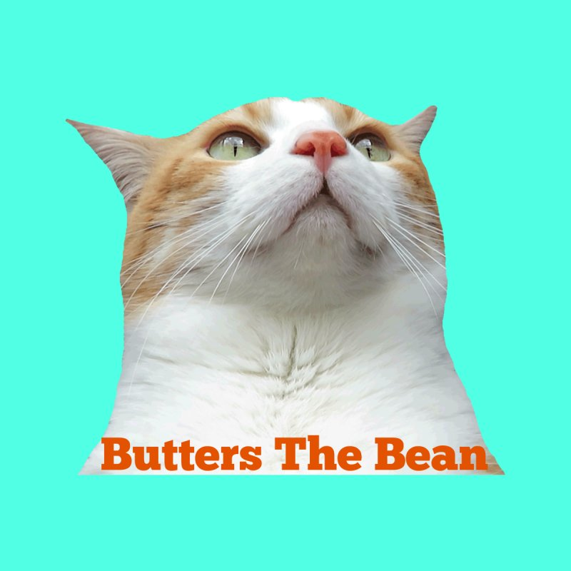 Butters The Bean Accessories Sticker by Butters The Bean