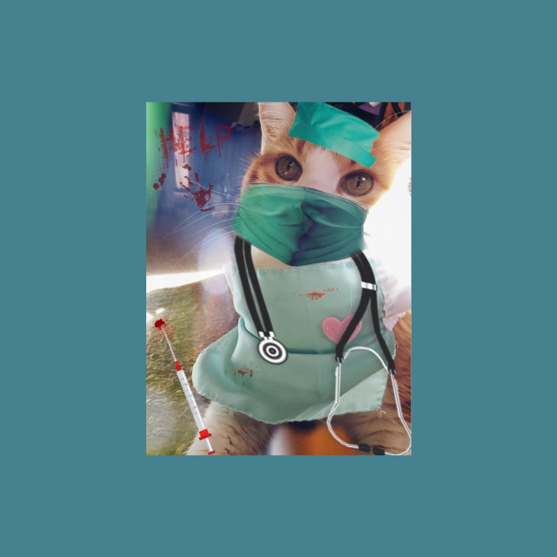 Cat Doctor Accessories Notebook by Butters The Bean