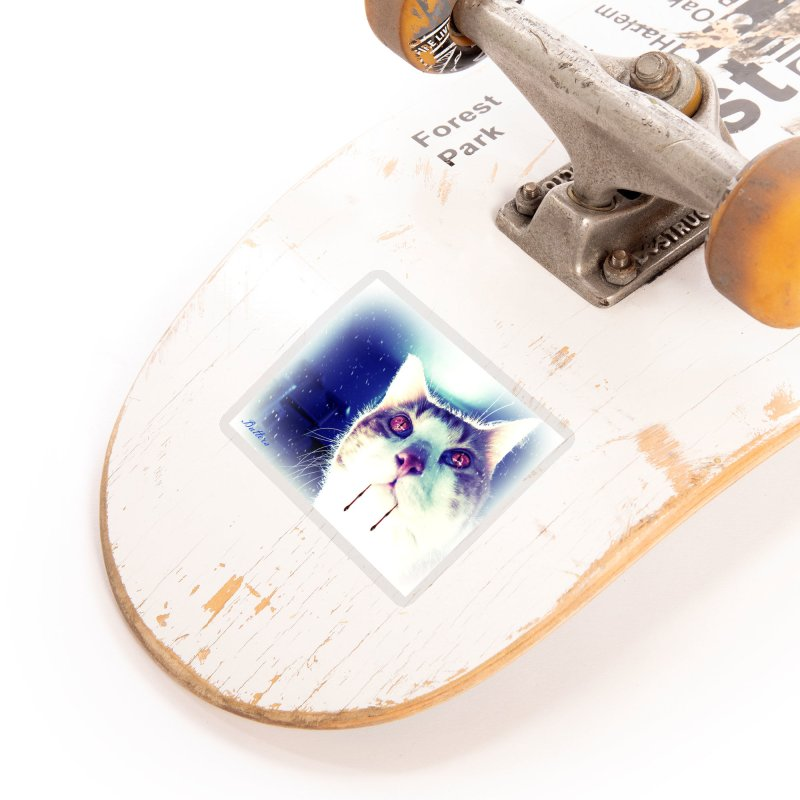 Snow WereBean Accessories Sticker by Butters The Bean