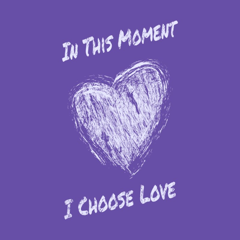 I Choose Love Women's Scoop Neck by buxmontweb's Artist Shop