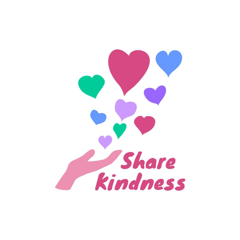 Share Kindness by buxmontweb's Artist Shop