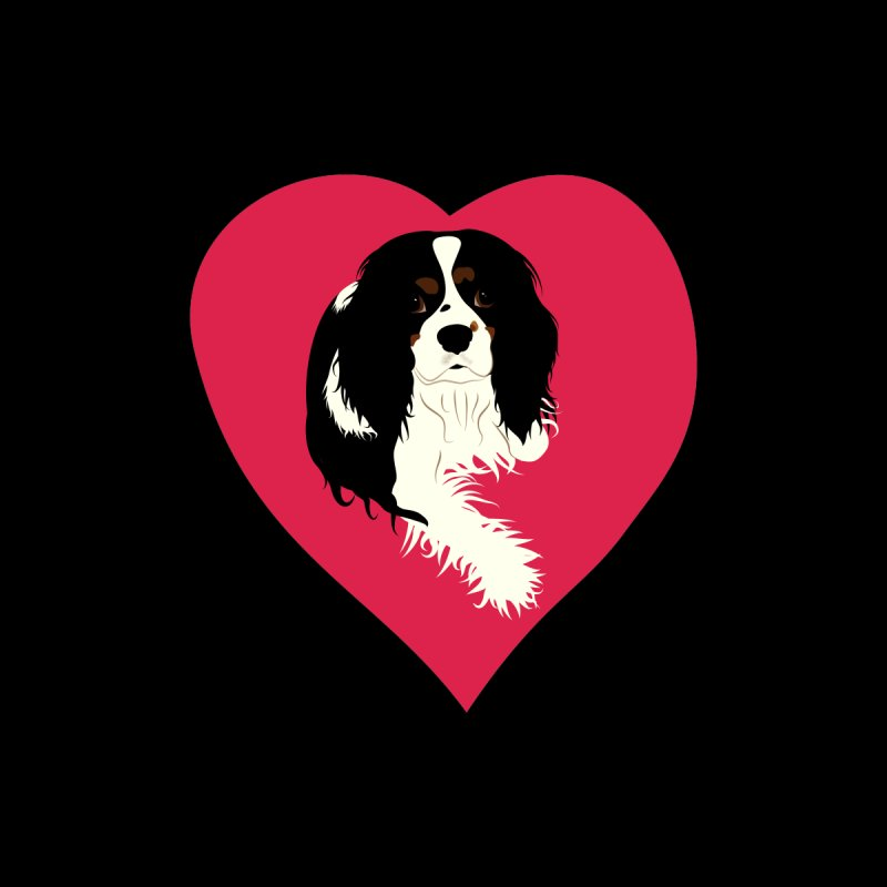 Cavalier Love   by buxmontweb's Artist Shop