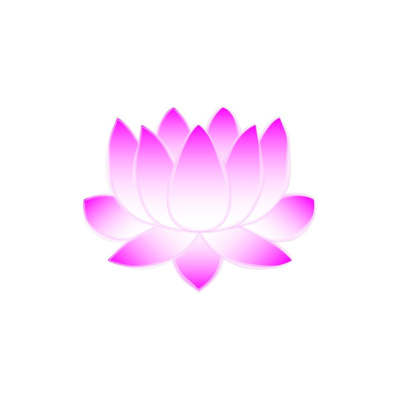 Pink Lotus Flower by buxmontweb's Artist Shop