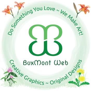 buxmontweb's Artist Shop Logo