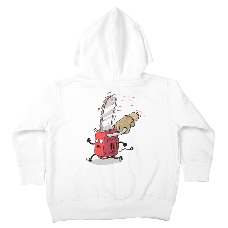 Better run Kids Toddler Zip-Up Hoody by buyodesign's Artist Shop